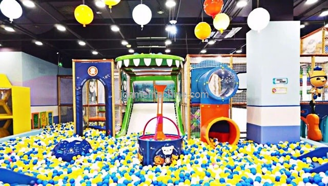Children's Naughty Castle Operation: Why do I run Naughty Castle and don't make money?
