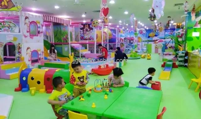 To meet the needs of parents, friends and children with different identities for children's amusement park