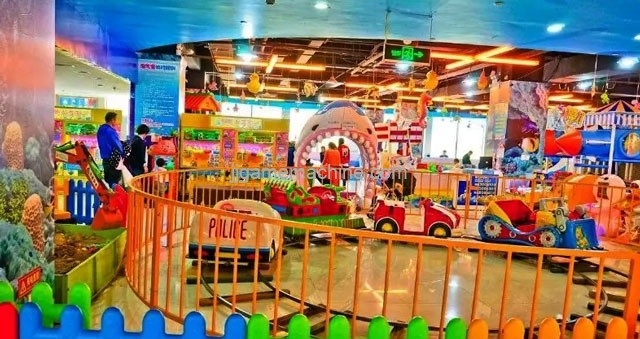 Three-child policy is coming, will the children's playground turn up again?
