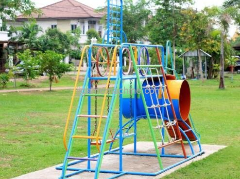 Basic planning for outdoor children's playgrounds